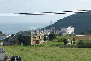 House for rent only 1000 meters from the beach.  Lugo