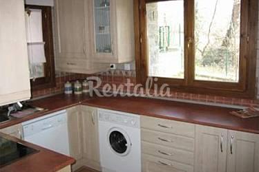 chalet Cocina Huesca Jaca casa