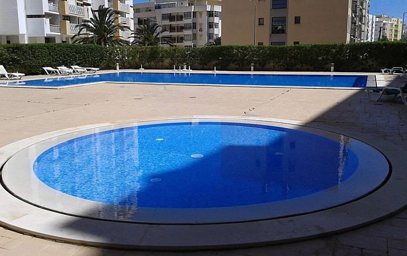 Apartamento Piscina Algarve-Faro Silves Apartamento - Piscina