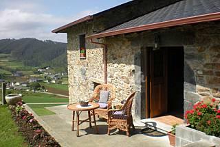 Maison pour 2-5 personnes à 9.8 km de la plage Asturies