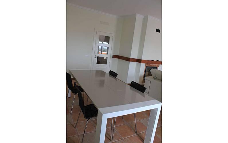 Villa Dining-room Algarve-Faro Lagos villa - Dining-room