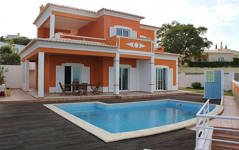 Villa with 3 bedrooms with swimming pool Algarve-Faro - Swimming pool
