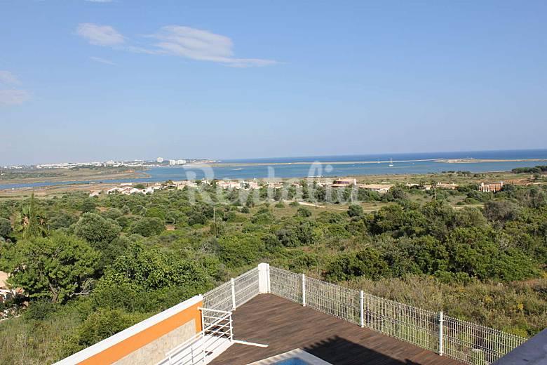 Villa Views from the house Algarve-Faro Lagos villa