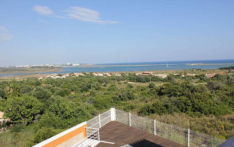 Villa Views from the house Algarve-Faro Lagos villa - Views from the house