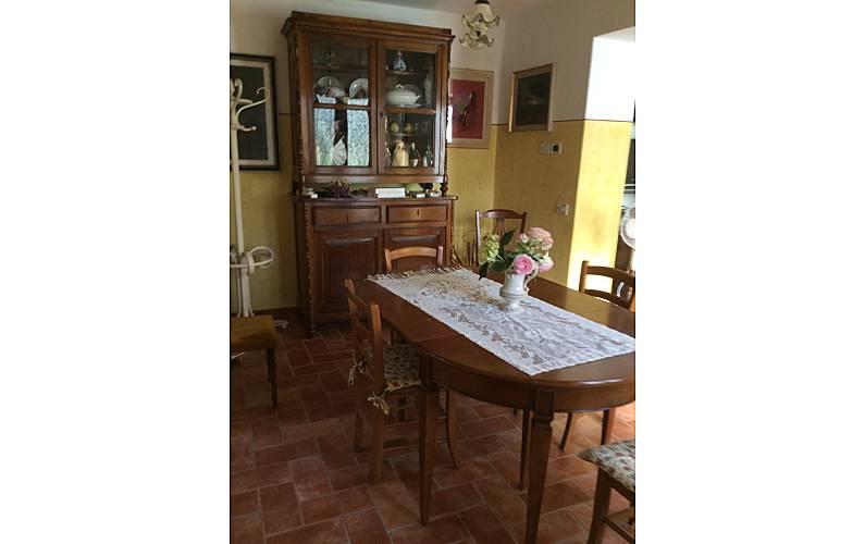 Casa Dining-room Lucca Pescaglia Countryside villa - Dining-room