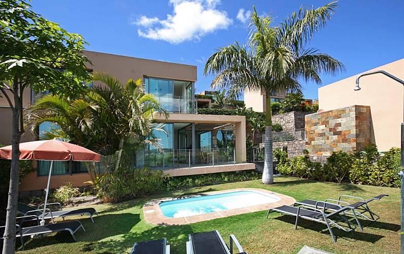 Villa en alquiler en mog n el vento mog n gran canaria - Villas en gran canaria con piscina ...