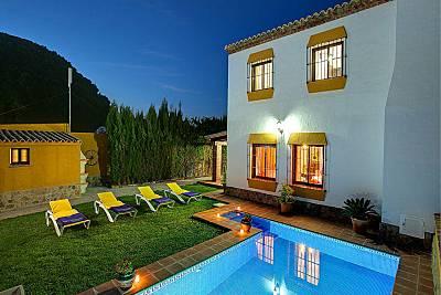 Villas Dehesa Roche Viejo Vivienda turística Cádiz