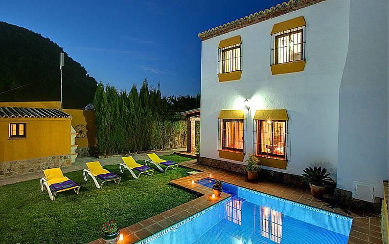 Villas Dehesa Roche Viejo Vivienda turística Cádiz - Exterior del aloj.