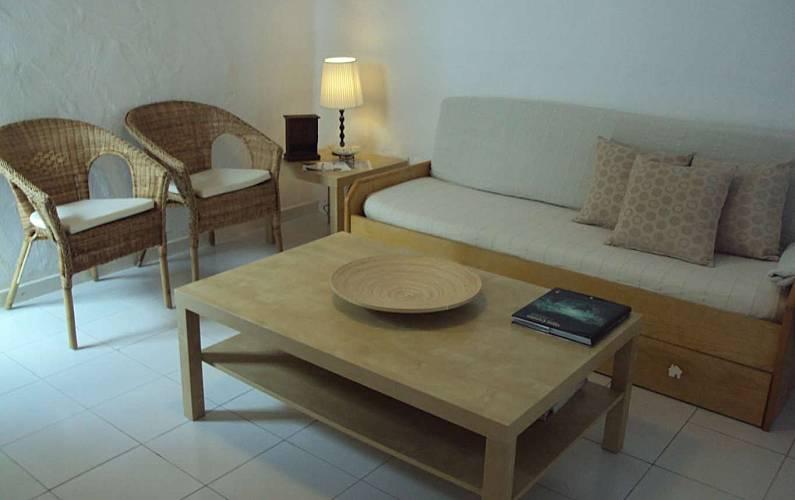 Apartment Living-room Gran Canaria Gáldar Apartment - Living-room