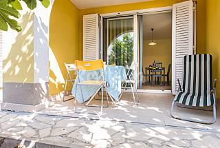 Appartamento per 3-6 persone in prima linea di spiaggia Litoraneo-montana