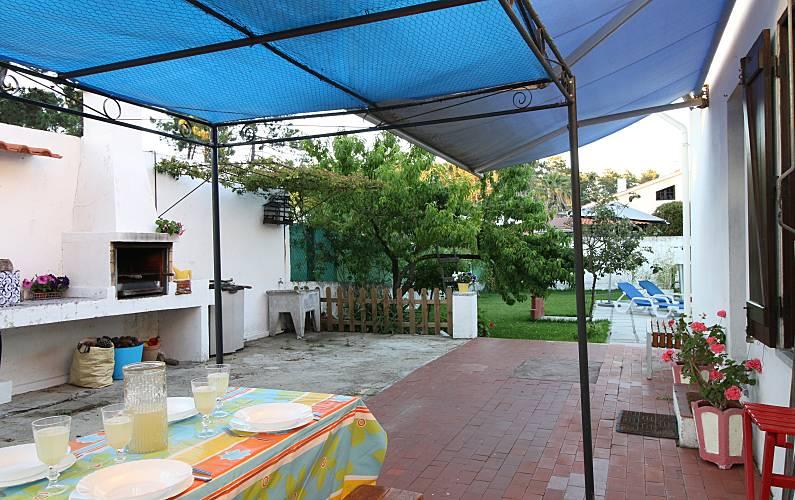 Casa(4 Terraço Setúbal Seixal vivenda - Terraço