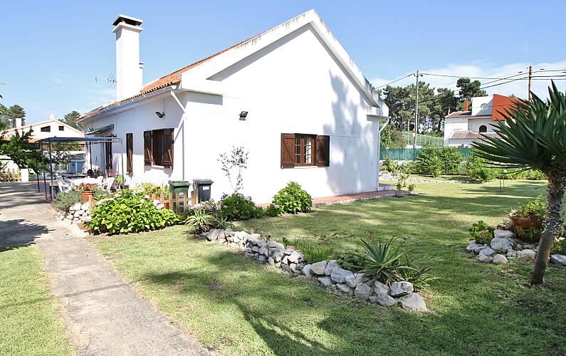 Casa(4 Exterior da casa Setúbal Seixal vivenda - Exterior da casa