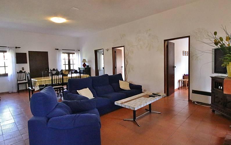 Casa(4 Sala Setúbal Seixal vivenda - Sala