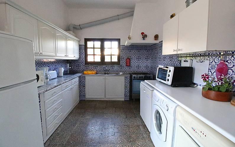 Casa(4 Cozinha Setúbal Seixal vivenda - Cozinha