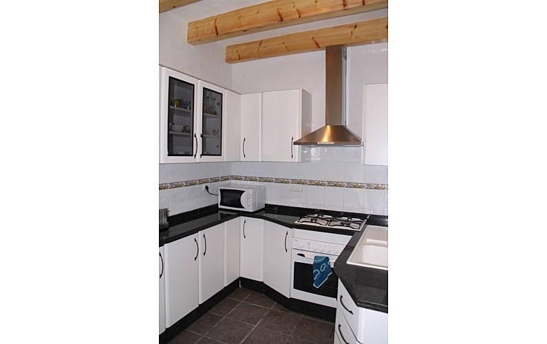 Apartamento Cozinha Alicante La Villajoyosa/Vila Joiosa Apartamento - Cozinha