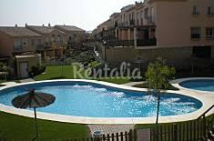 Casa en alquiler con piscina Huelva