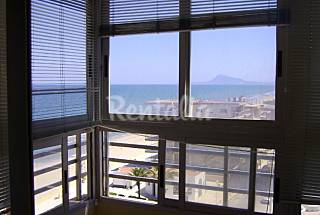 Apartment with 1 bedroom on the beach front line Valencia