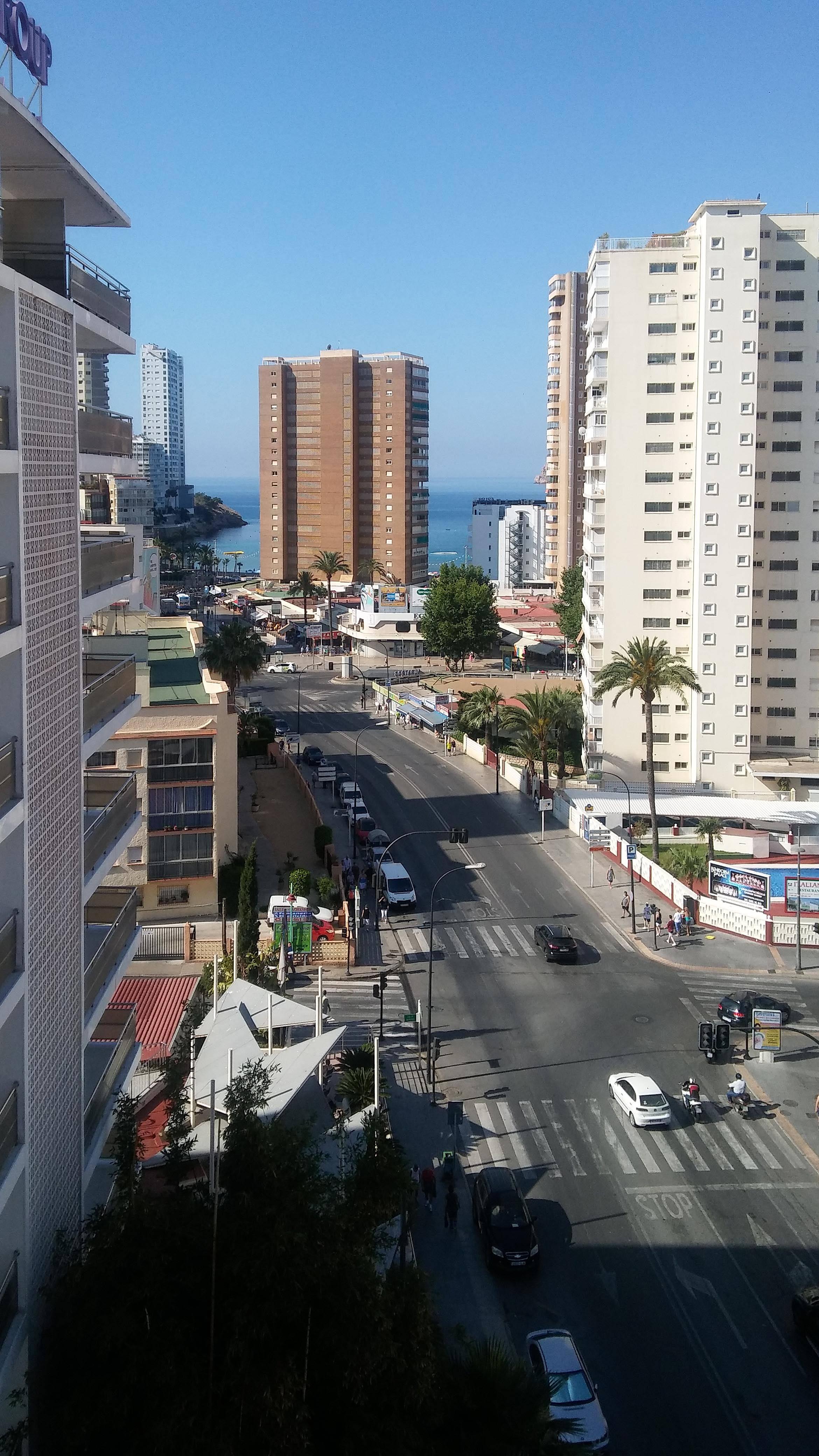 Apartamento en alquiler a 300 m de la playa benidorm - Apartamentos de alquiler en benidorm baratos ...