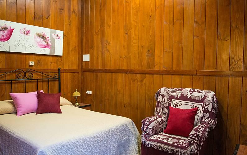 Villa Habitación Toledo Quintanar de la Orden Villa en entorno rural - Habitación