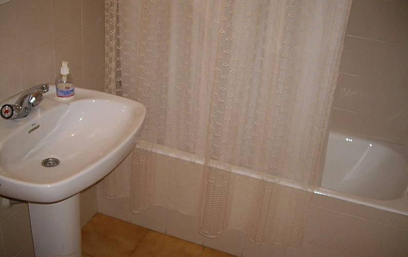 Appartamento Bagno Lleida Esterri d'Àneu Appartamento - Bagno