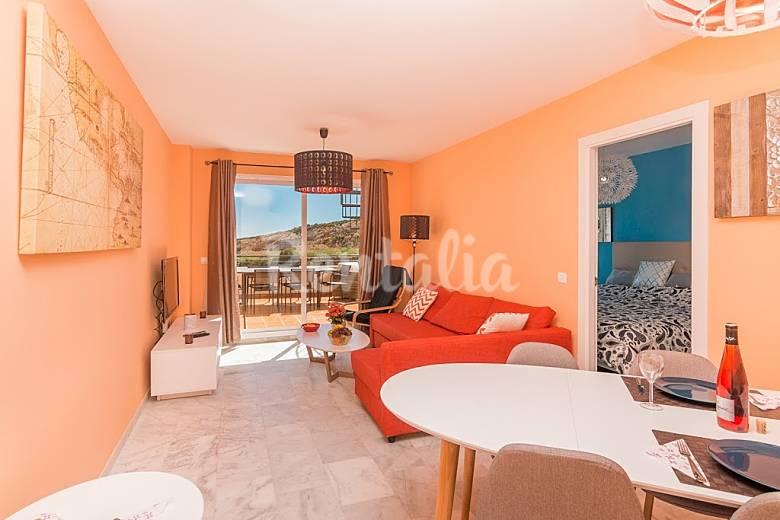 Apartamento en alquiler en m laga honda cavada manilva m laga costa del sol - Apartamento vacacional malaga ...