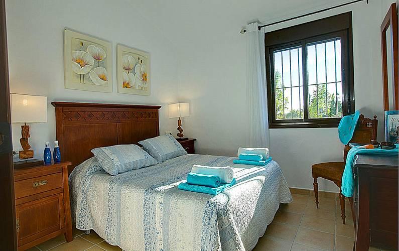 Villas Habitación Cádiz Conil de la Frontera Villa en entorno rural - Habitación