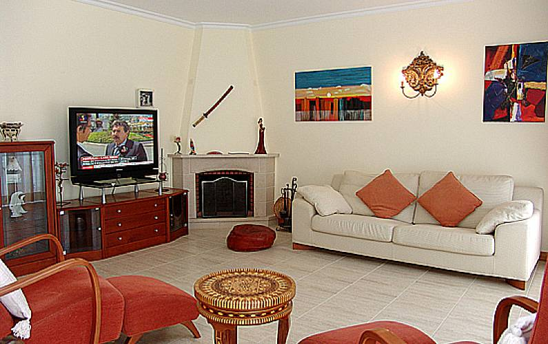 Villa Living-room Algarve-Faro Albufeira villa - Living-room