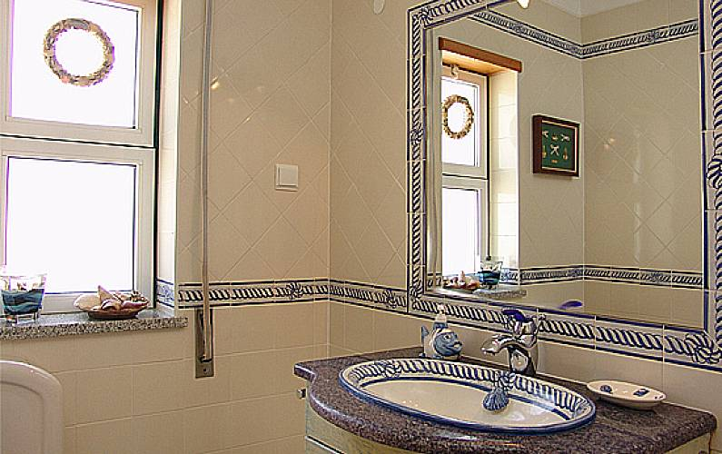 Villa Bathroom Algarve-Faro Albufeira villa - Bathroom