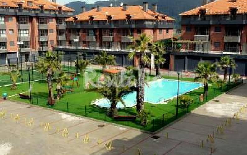 Apartamento de 2 hab piscina 2km de playas unquera - Piscina san vicente ...