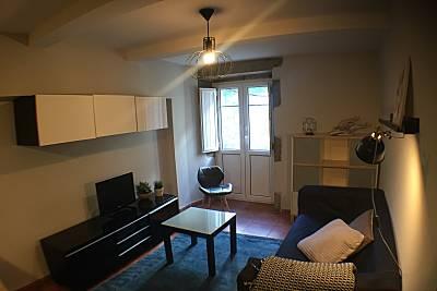 Apartamento para 3 personas en Lugo centro Lugo