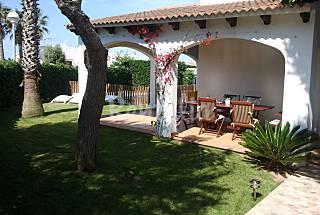 Villa para 8 personas a 1000 m de la playa Menorca
