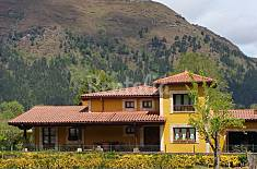 Villa for 9-11 people in Gismana Cantabria