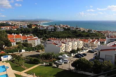 Incrível vista para o mar com piscina Lisboa