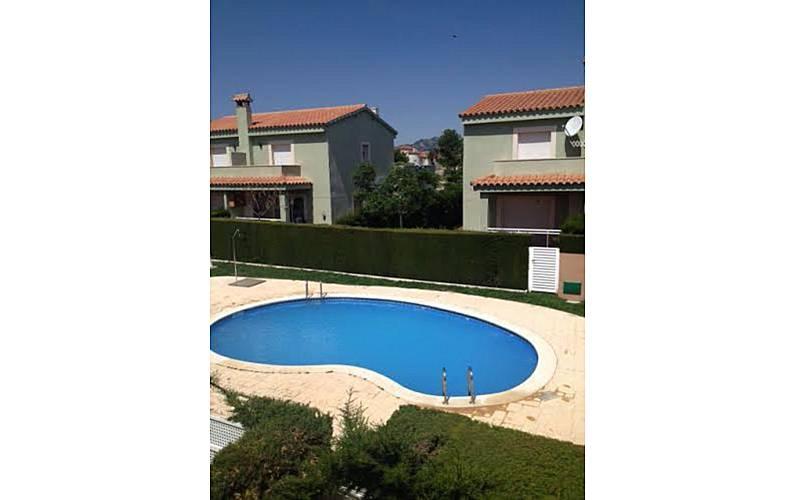 Casa en miami playa 7 pers a 400 m de la playa miami for Apartamentos jardin playa larga tarragona