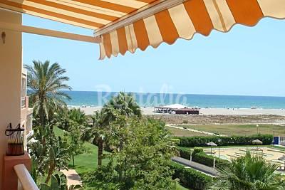 Apartamento Vera Almeria primera linea de playa Almería