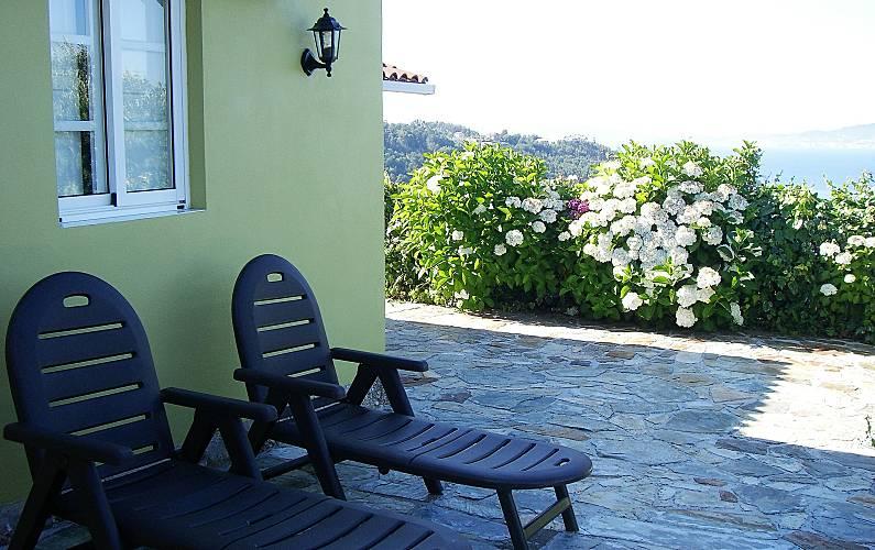 Villa Pontevedra Bueu villa -