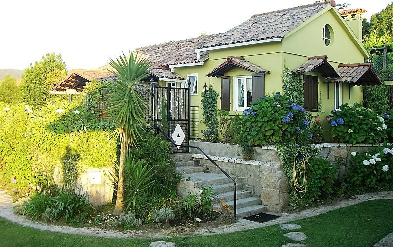 Villa Vistas desde la casa Pontevedra Bueu villa - Vistas desde la casa
