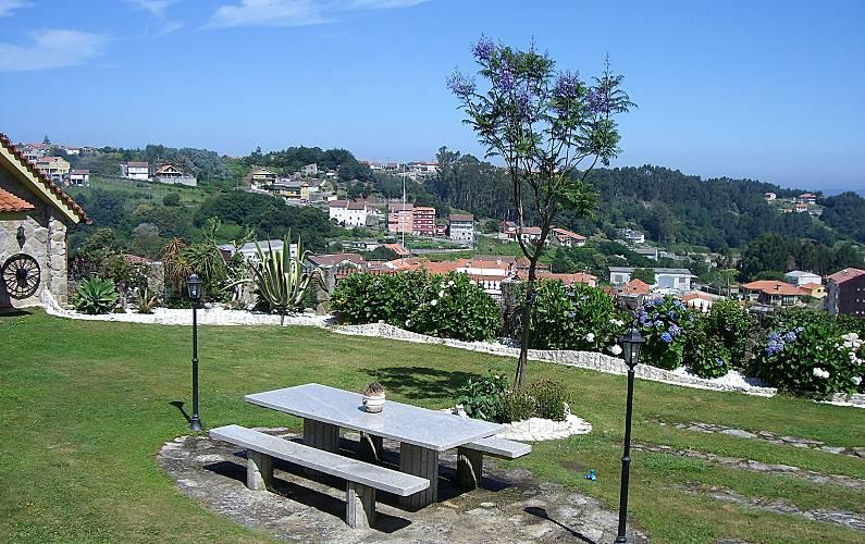 Apartamento Vistas desde la casa Pontevedra Bueu Apartamento - Vistas desde la casa