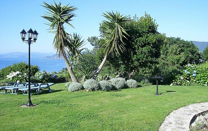Apartamento Jardín Pontevedra Bueu Apartamento - Jardín