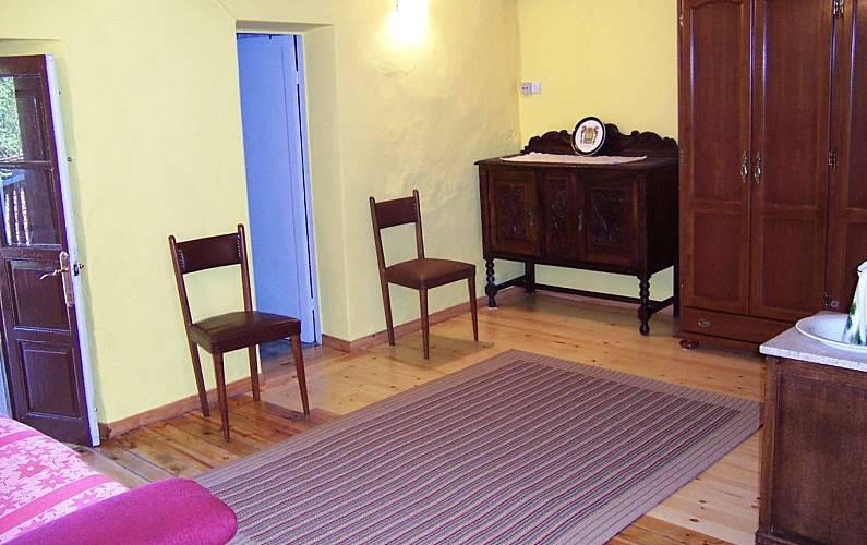 Casa Interior del aloj. Asturias Amieva Casa en entorno rural - Interior del aloj.