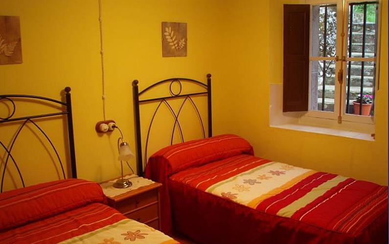 Casa Habitación Asturias Amieva Casa en entorno rural - Habitación