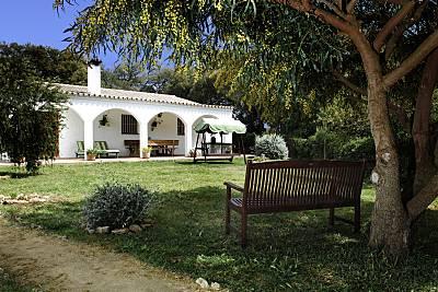 Villa de 3 habitaciones a 5 km de la playa Cádiz