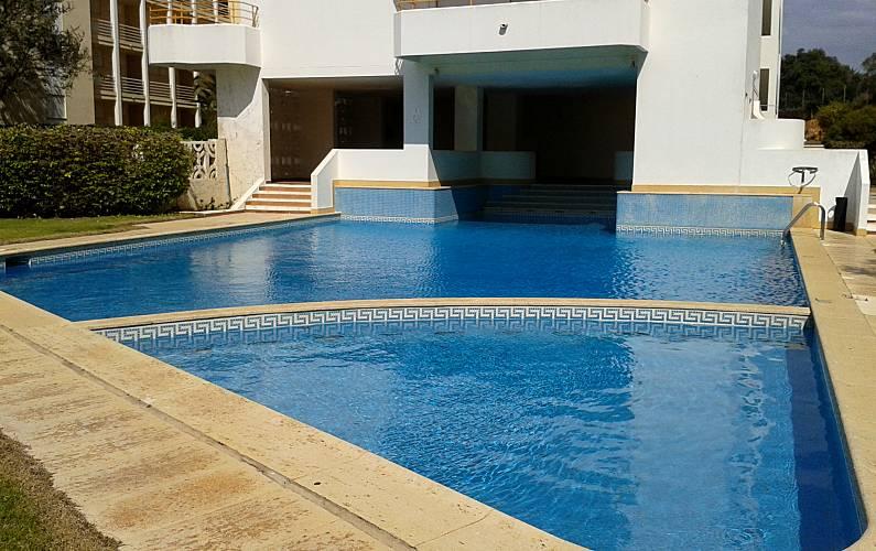 Lovely flat, with pool, near beaches Algarve-Faro - Swimming pool