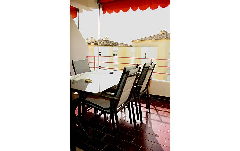 Lovely Terrace Algarve-Faro Portimão Apartment - Terrace