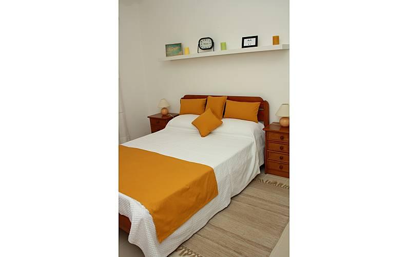 Lovely Bedroom Algarve-Faro Portimão Apartment - Bedroom