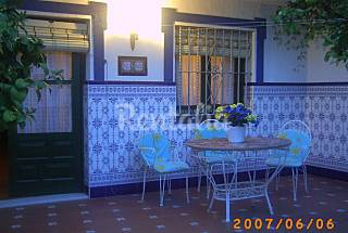 House for rent with private garden Huelva