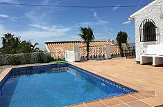 House for rent only 300 meters from the beach Jaén