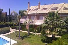 Dúplex 2 habitaciones a 400m. al pueblo y 800 play Huelva