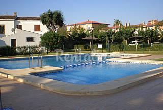 Casa de 2 habitaciones a 50 m de la playa Alicante