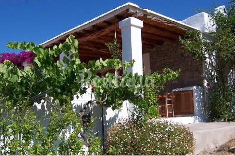 Maison de 2 chambres à 700 m de la plage Ibiza